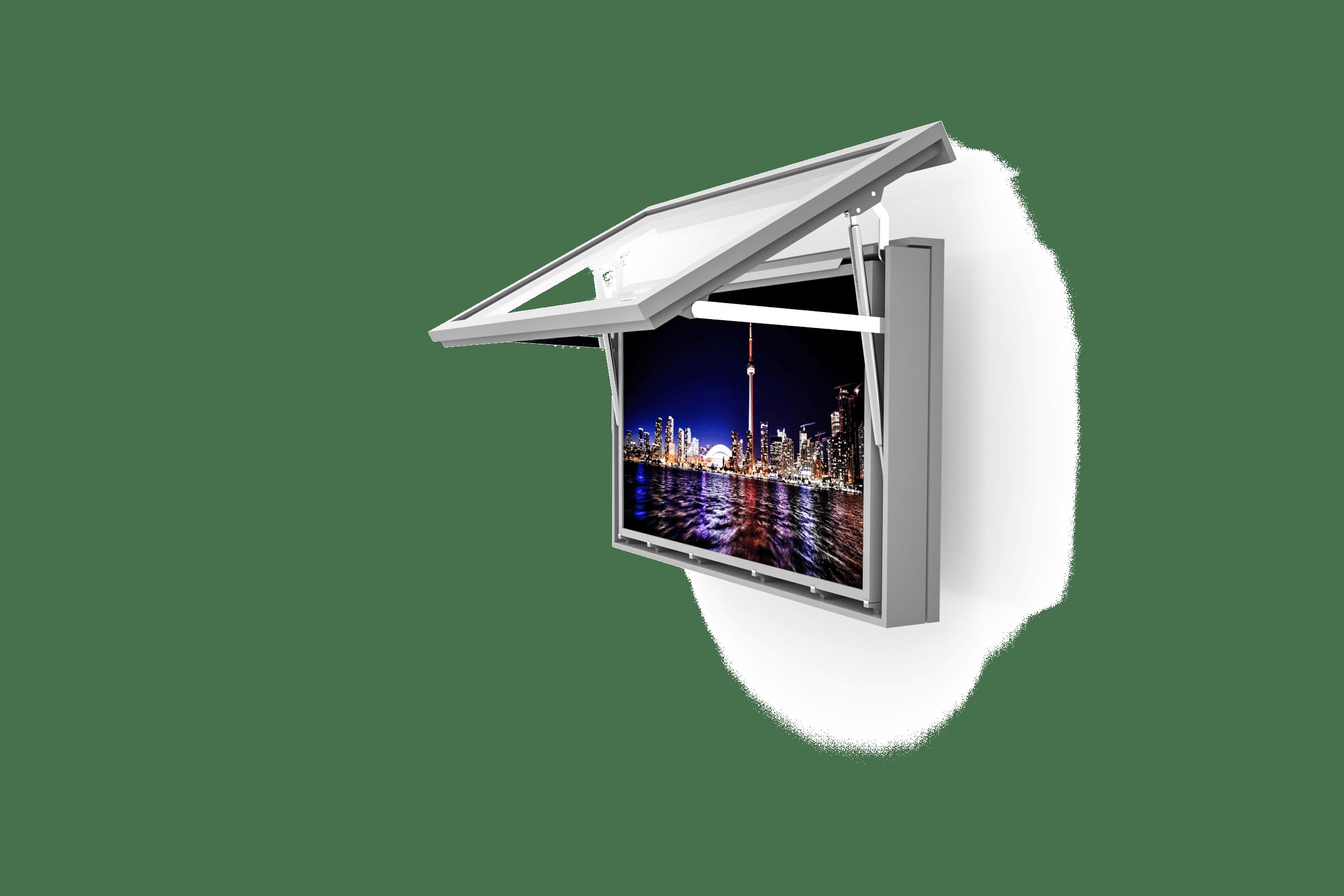 Monitoreinhausung_Wand_grau_offen