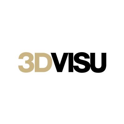 3DVISU Logo