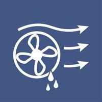 Kordial Media Icon für klimatisiert Label