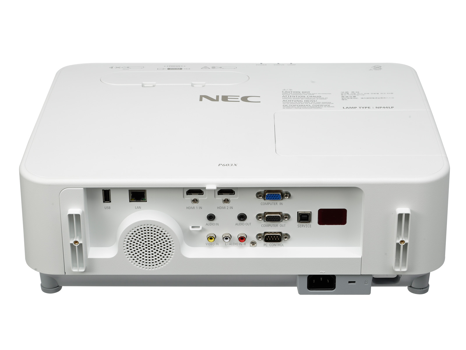 P603X_upperback_terminal(no-HDBT)