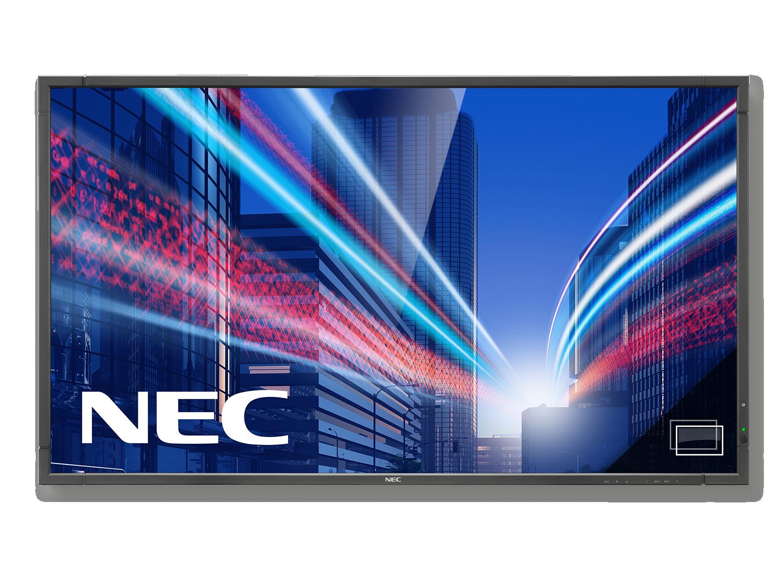 P801PG-DisplayViewFrontalBlack-NEC